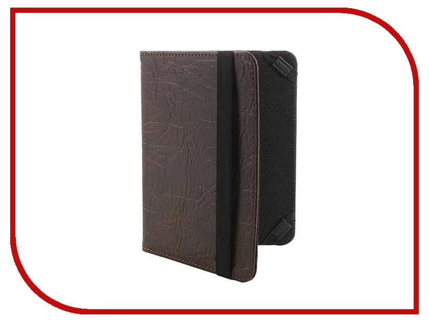 Аксессуар Чехол-обложка Good Egg for Reader Book 1 Lira кожа Brown GE-RB1LIR2213<br>