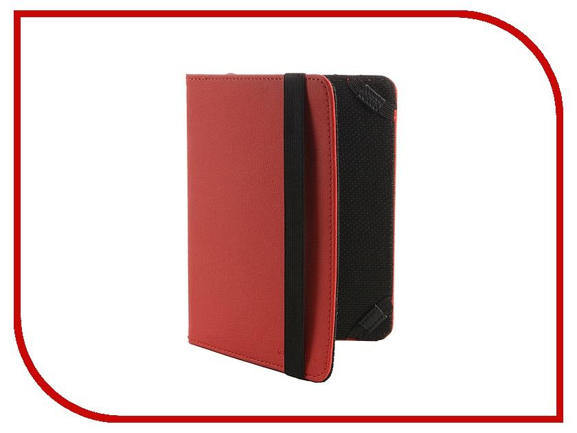 Аксессуар Чехол-обложка Good Egg for Reader Book 1 Lira кожа Red GE-RB1LIR2210