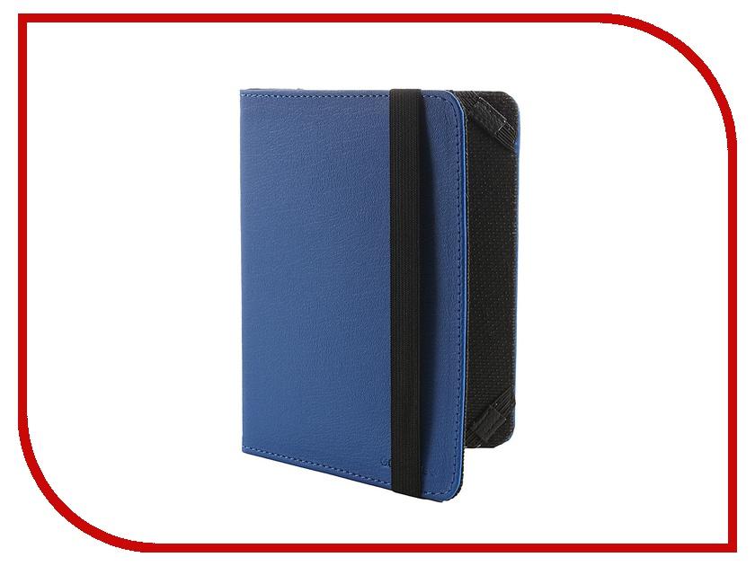 Аксессуар Чехол-обложка Good Egg for Reader Book 1 Lira кожа Blue GE-RB1LIR2227