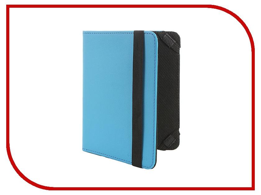 Аксессуар Чехол-обложка Good Egg for Reader Book 2 Lira кожа Turquoise GE-RB2LIR2240<br>