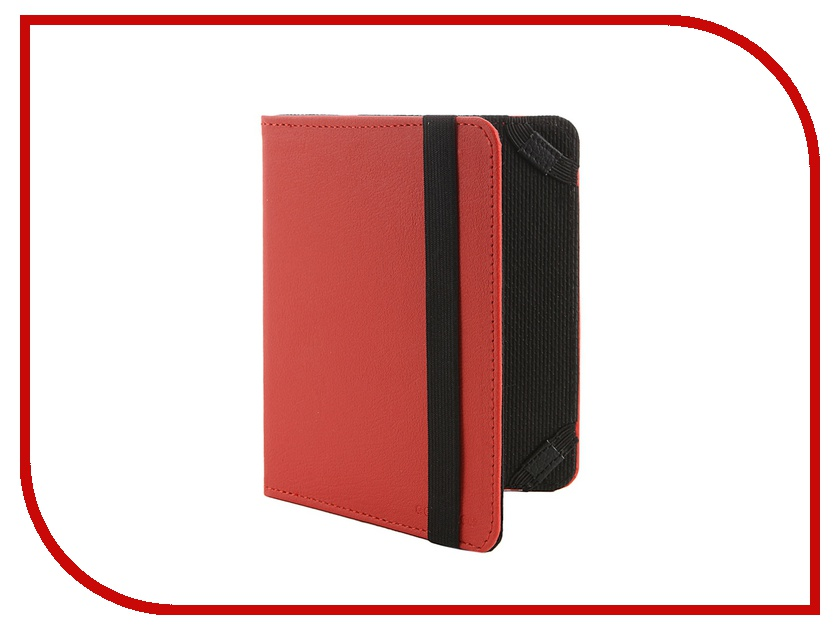 Аксессуар Чехол-обложка Good Egg for Reader Book 2 Lira кожа Red GE-RB2LIR2210