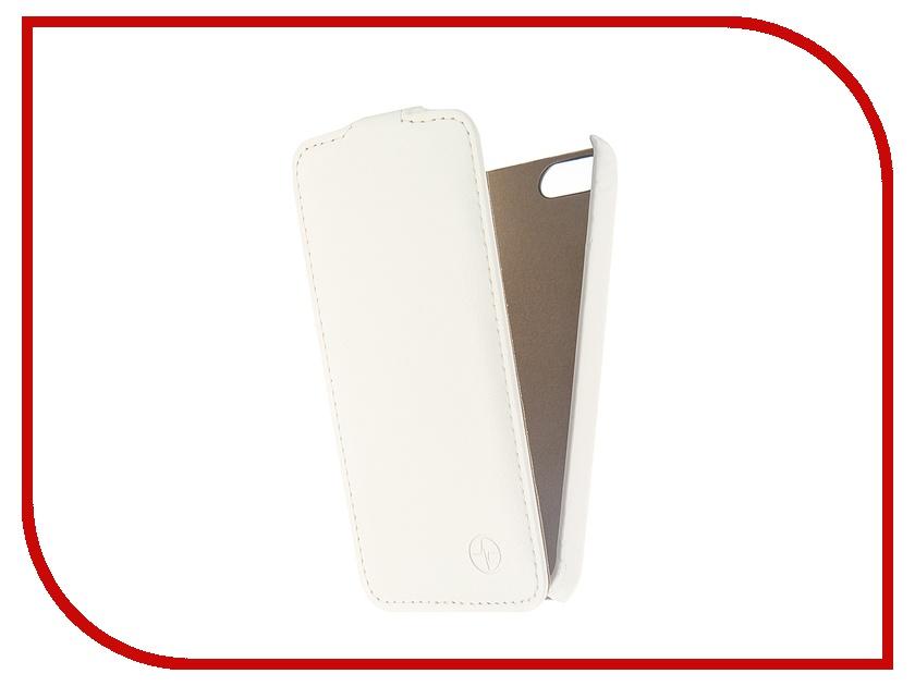 Аксессуар Чехол Pulsar Shellcase для iPhone 5 / 5S / SE White PSC0006<br>
