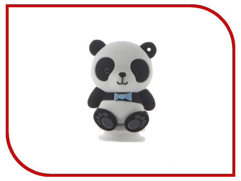 USB Flash Drive 4Gb - Союзмультфлэш Панда мальчик FM4MT.25<br>