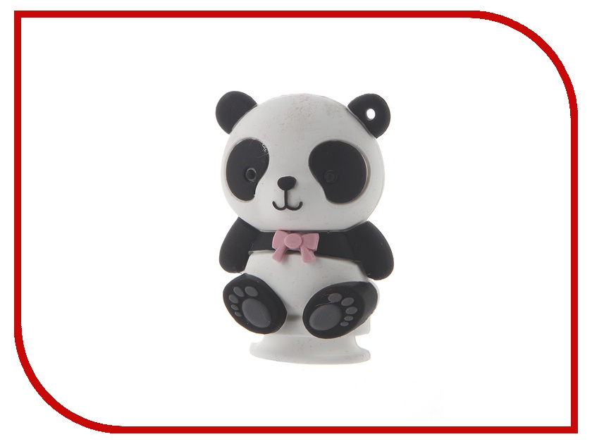 USB Flash Drive 16Gb - Союзмультфлэш Панда девочка FM16MT.26<br>
