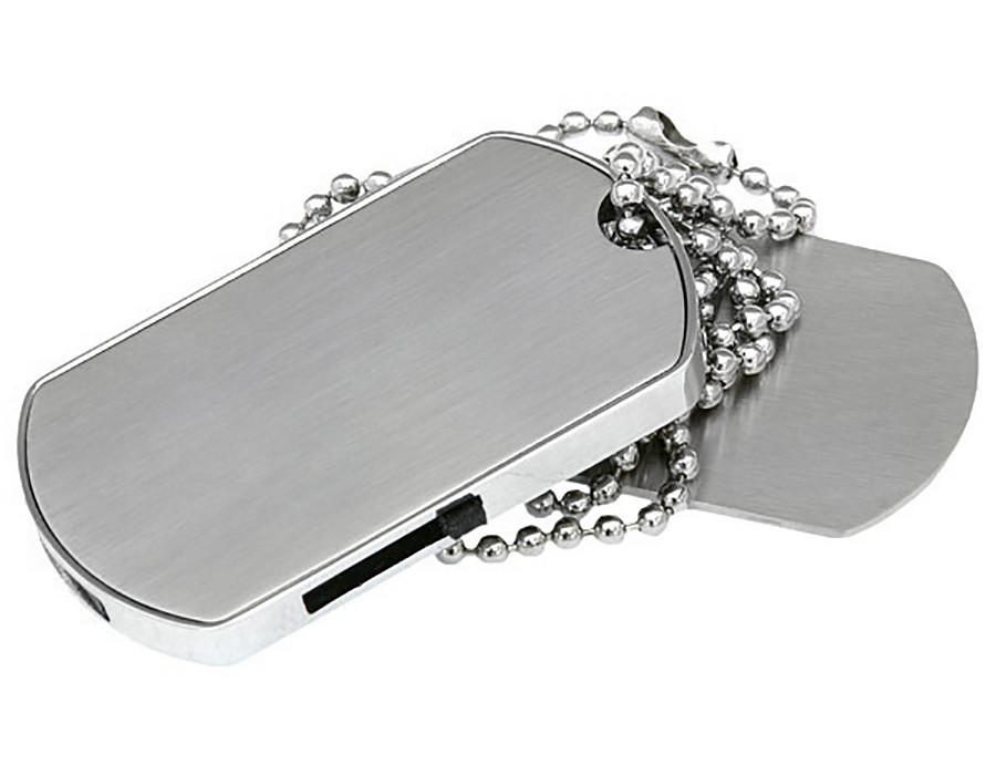 USB Flash Drive 4Gb - Союзмультфлэш Армейский жетон FM4A2.119<br>
