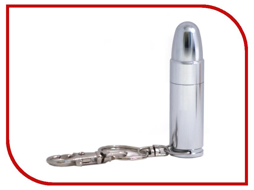 USB Flash Drive 4Gb - Союзмультфлэш Патрон ПМ Silver FM4WR2.14.SL<br>