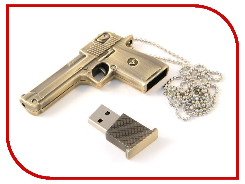 USB Flash Drive 64Gb - Союзмультфлэш Пустынный орел Bronze FM64WR2.35.BR<br>