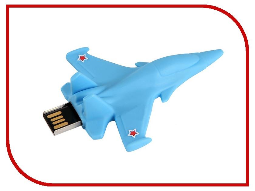 USB Flash Drive 4Gb - Союзмультфлэш Су-30 FM4WR3.24<br>