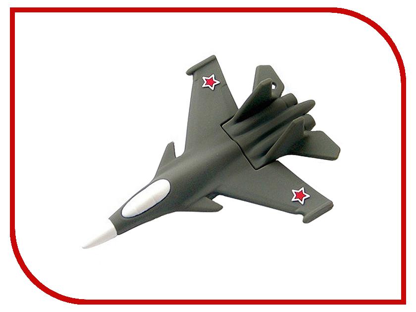 USB Flash Drive 4Gb - Союзмультфлэш Су-35 FM4WR3.26<br>