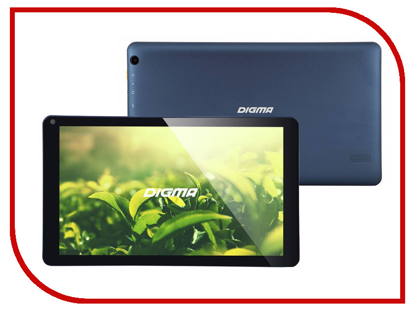 Планшет Digma Optima 10.8 (Allwinner/BoxChip A33 1.2 GHz/512Mb/8Gb/Wi-Fi/Bluetooth/Cam/GPS/10.1/1024x600/Android) 322674