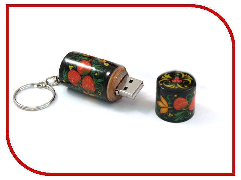 USB Flash Drive 8Gb - Союзмультфлэш Хохлома FM8RUS7.14.01H<br>