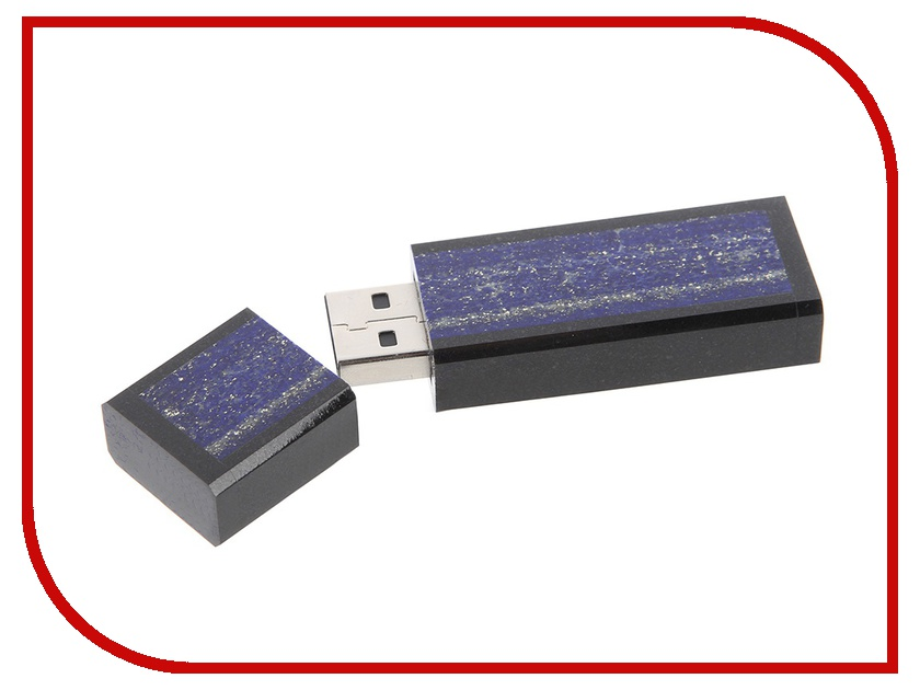 USB Flash Drive 4Gb - Союзмультфлэш Лазурит FM4RUS8.06.02<br>