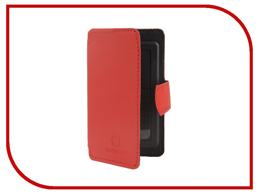 Аксессуар Чехол-книжка Good Egg 3.2-4.2-inch Red GEBC-42RD<br>