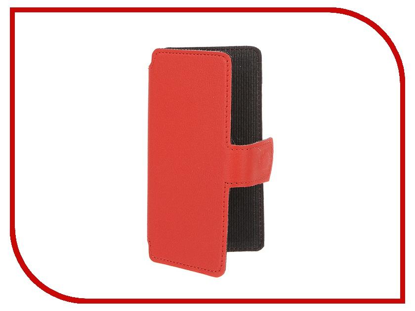 Аксессуар Чехол-книжка Good Egg 4.3-4.8-inch Red GEBC-48RD