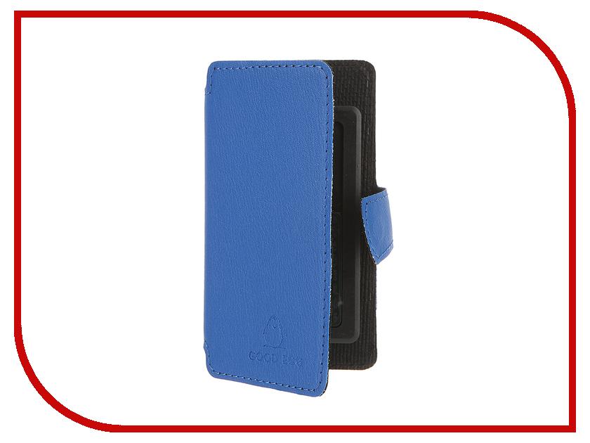 Аксессуар Чехол-книжка Good Egg 4.3-4.8-inch Blue GEBC-48BU