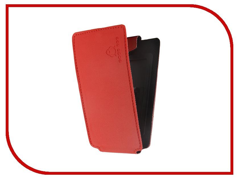 Аксессуар Чехол-книжка Good Egg 5.3-5.7-inch Red GEBC-57RD чехлы для электронных книг good egg good egg чехол doubleside 6 иск кожа ткань черный графитовый