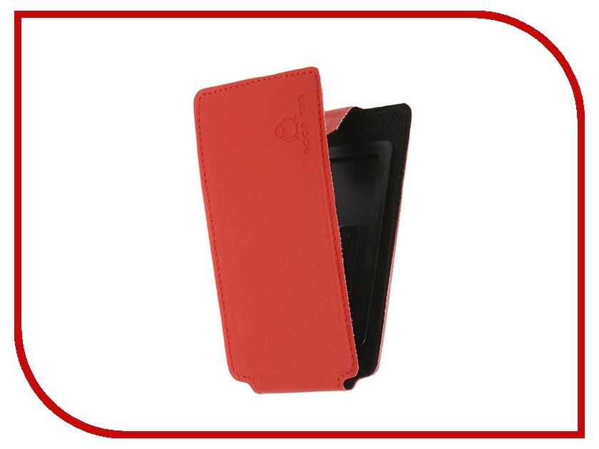 Аксессуар Чехол-флип Good Egg 5.3-5.7-inch Red GEFC-57RD чехол good egg flex для планшетов 8 кожа коричневый ge uni8flexbrn