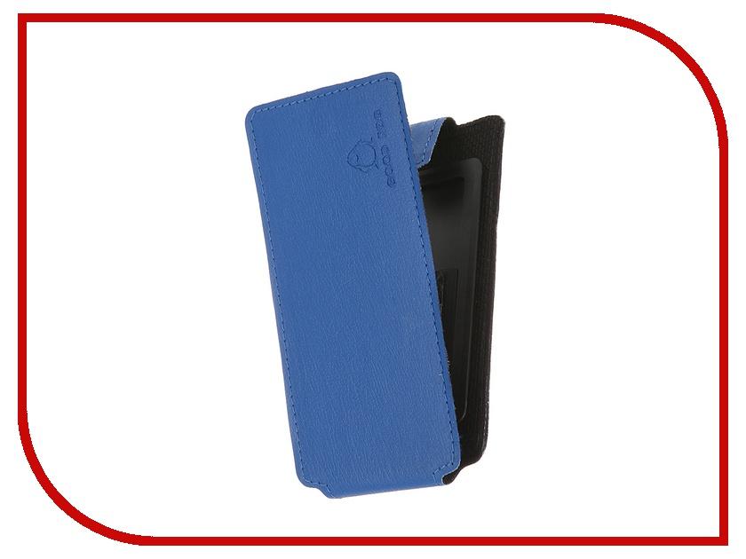 Аксессуар Чехол-флип Good Egg 5.3-5.7-inch Blue GEFC-57BU
