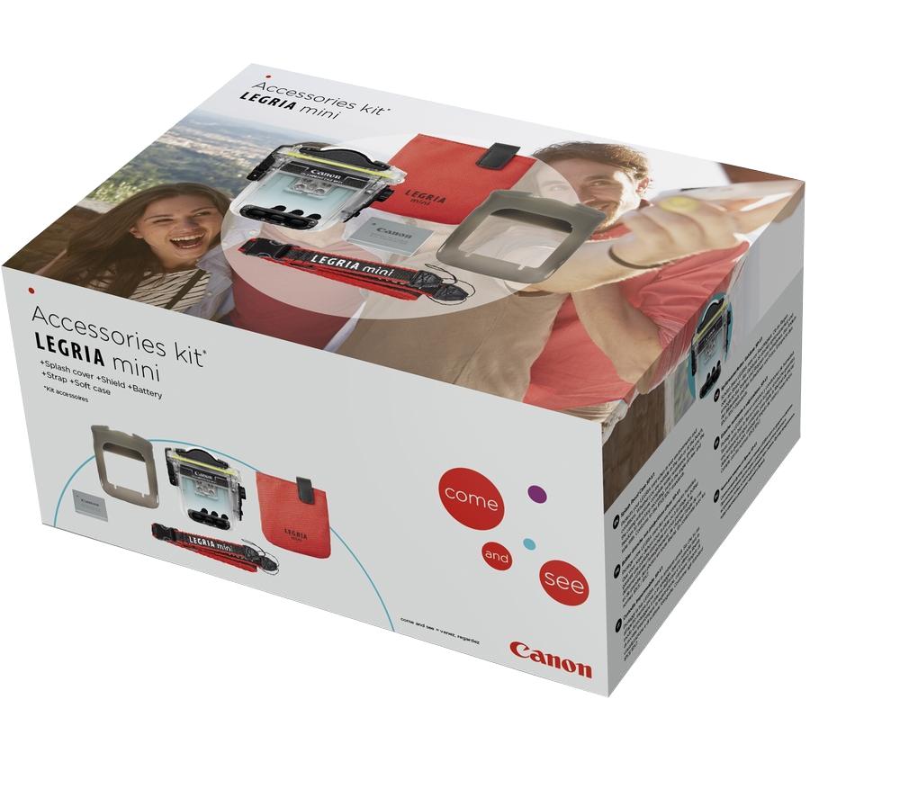 Сумка Canon Accessories Kit Legria Mini 8901B003AA - Комплект<br>