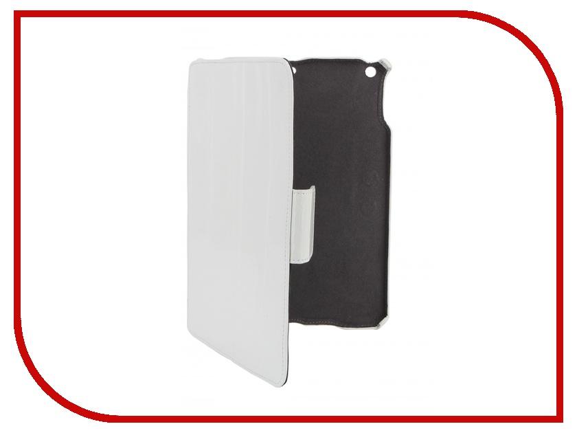 все цены на  Аксессуар Чехол APPLE iPad Air Abilita White Наплак кожаный  онлайн