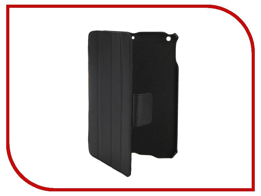 Аксессуар Чехол APPLE iPad Air Cojess иск. кожа Black Флотер