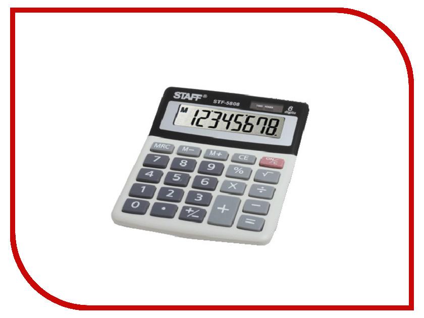 Калькулятор STAFF STF-5808 250286
