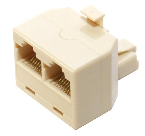Разветвитель 5bites LY-US024 RJ-45 8P8C M/2F