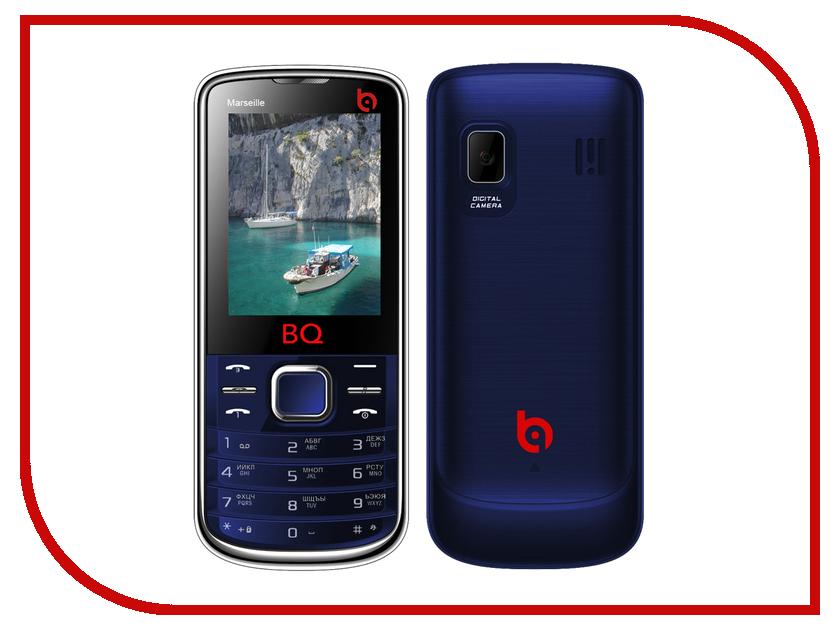 Сотовый телефон BQ BQM-2204 Marseille Blue