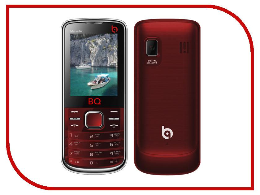 Сотовый телефон BQ BQM-2204 Marseille Red