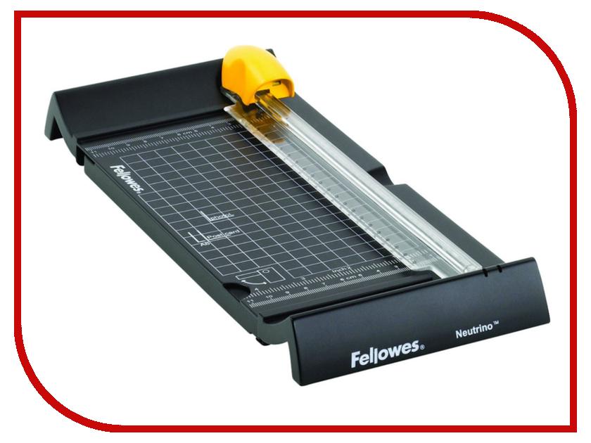 Резак для бумаги Fellowes Neutrino A5 FS-54127 fellowes mesh поддерживающая подушка для офисного кресла