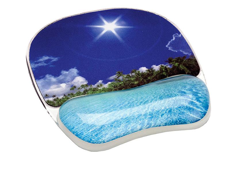 Коврик Fellowes Тропический пляж FS-92026<br>