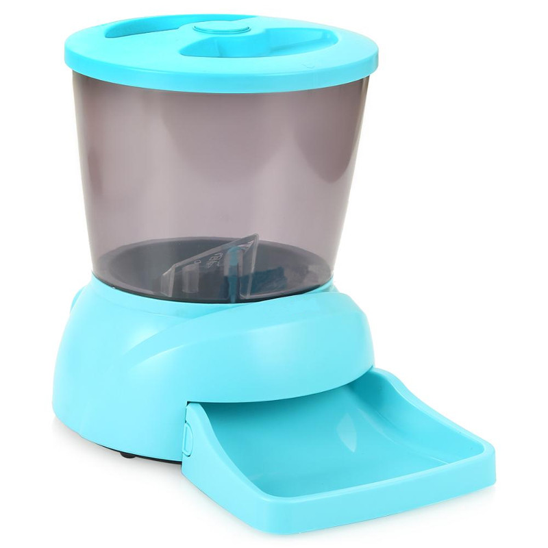 Автоматическая кормушка Feed-Ex PF7B Blue для животных