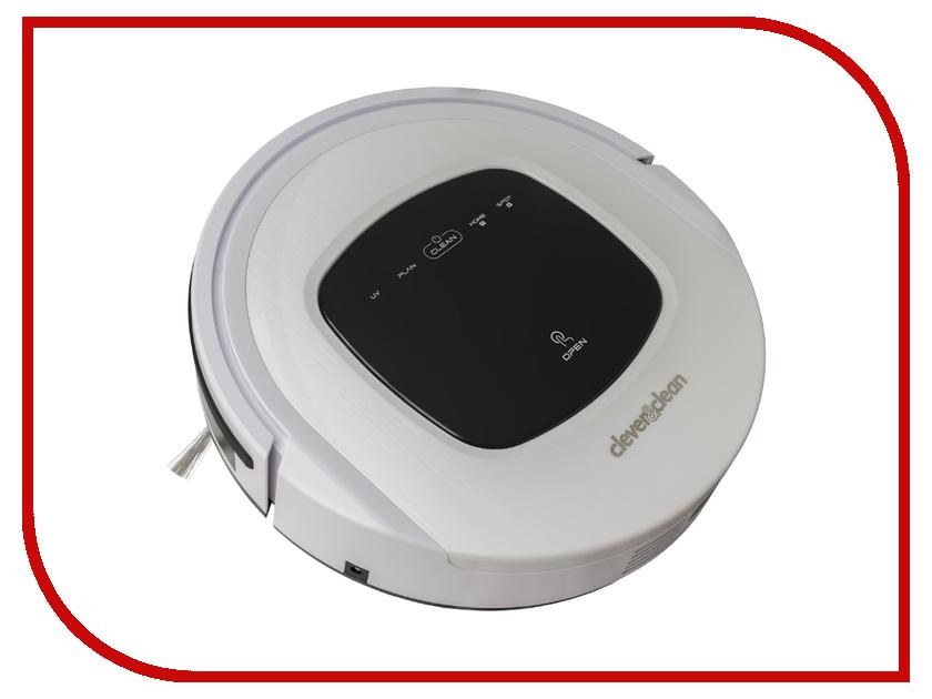 Пылесос-робот Clever&Clean Aqua-Series 01 робот пылесос clever panda x900pro
