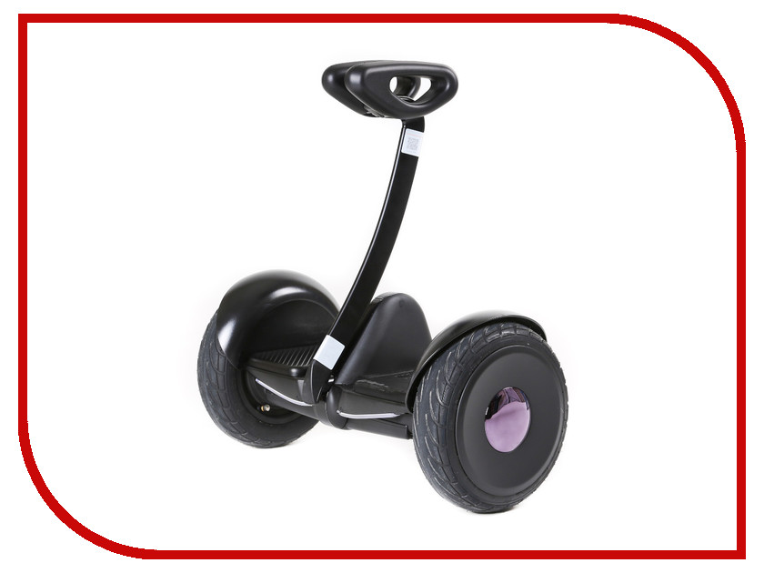 Сегвей Xiaomi Ninebot mini Black сегвей hoverbot g 5 black red