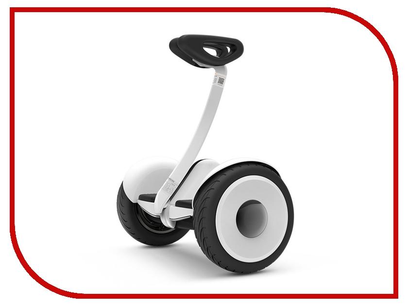 Сегвей Xiaomi Ninebot mini White сегвей hoverbot robot mini black