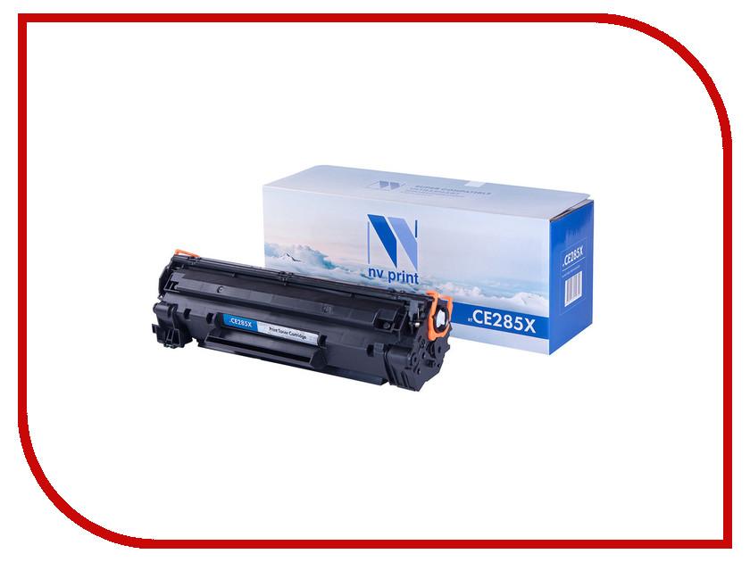 Картридж NV Print CE285X для LJ P1102/1120/M1132/M1212 картридж nv print q7516a для hp lj 5200 5200dtn 5200l 5200tn 5200n 5200lx