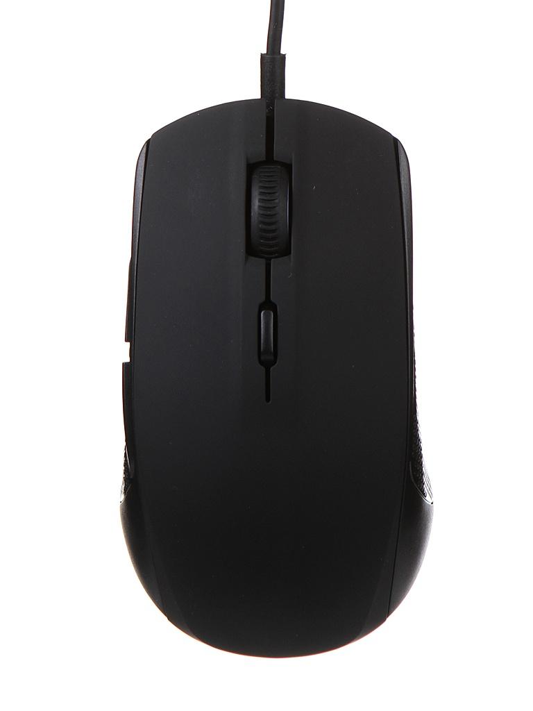 Мышь SteelSeries Rival 100 Black USB 316837