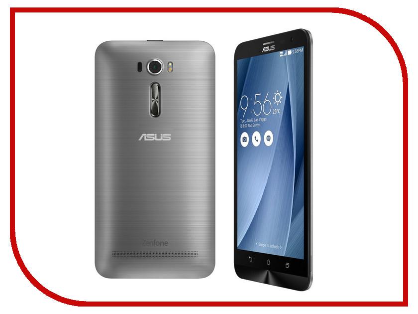 Сотовый телефон ASUS ZenFone 2 Laser ZE601KL 32Gb Silver чехол накладка pulsar clipcase для asus zenfone 2 laser ze550kl красный