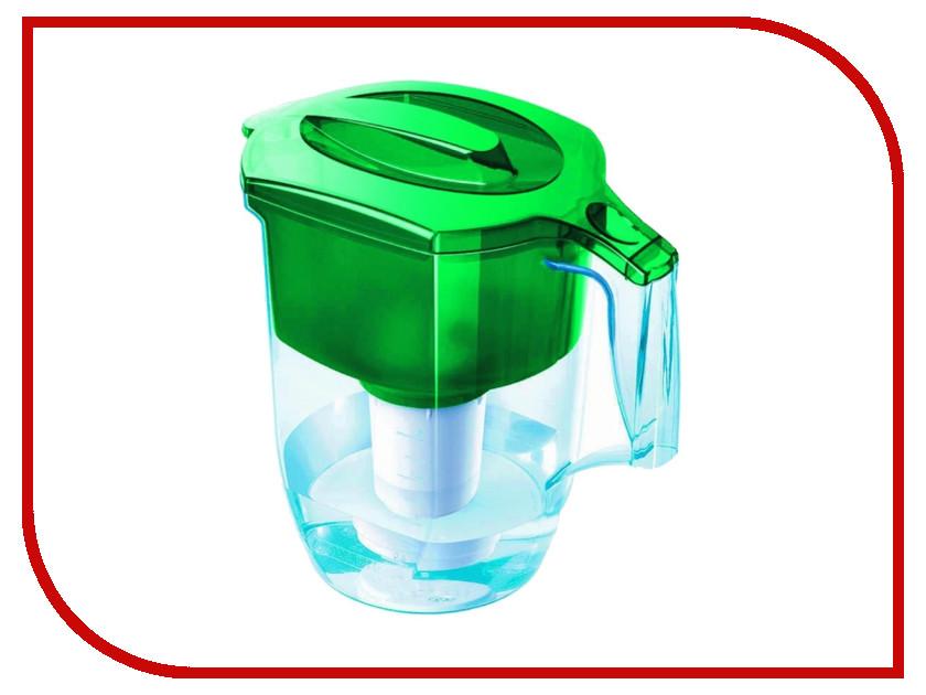 Кувшин Аквафор Гарри Green фильтр для воды аквафор гарри red