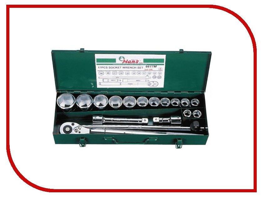 Набор инструмента Hans 6617M  цены