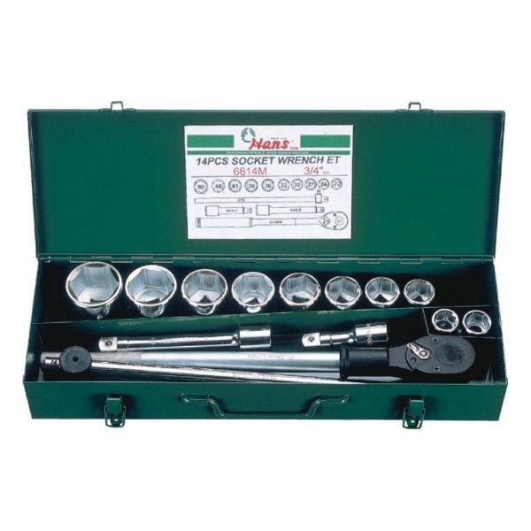 Набор инструмента Hans 6614M<br>