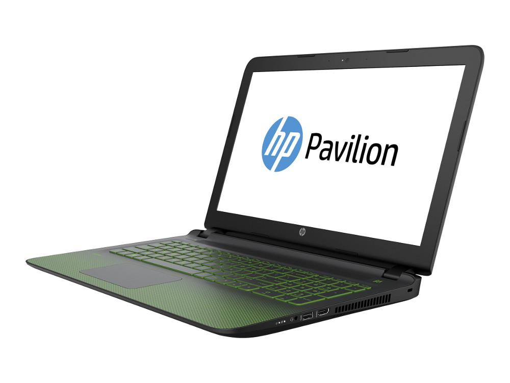 Ноутбук HP Pavilion 15-ak001ur P0U51EA Intel Core i7-6700HQ 2.6 GHz/8192Mb/2000Gb/DVD-RW/nVidia GeForce GTX 950M 4096Mb/Wi-Fi/Bluetooth/Cam/15.6/1366x768/Windows 10 64-bit<br>