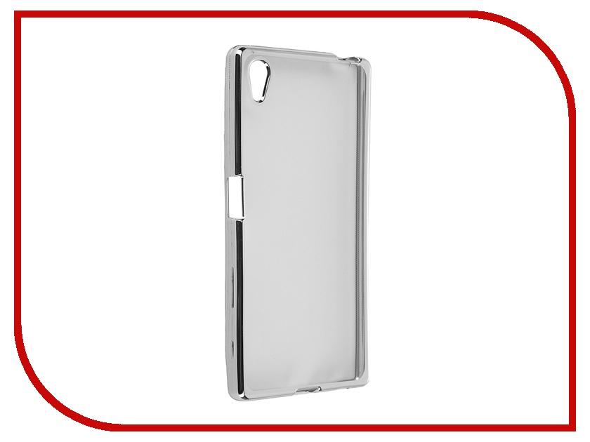 Аксессуар Чехол Sony Xperia Z5 Ultra Slim Silver GC GSXZ5BSi<br>