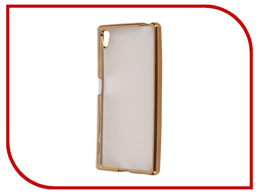 Аксессуар Чехол Sony Xperia Z5 Ultra Slim Gold GC GSXZ5BGo<br>