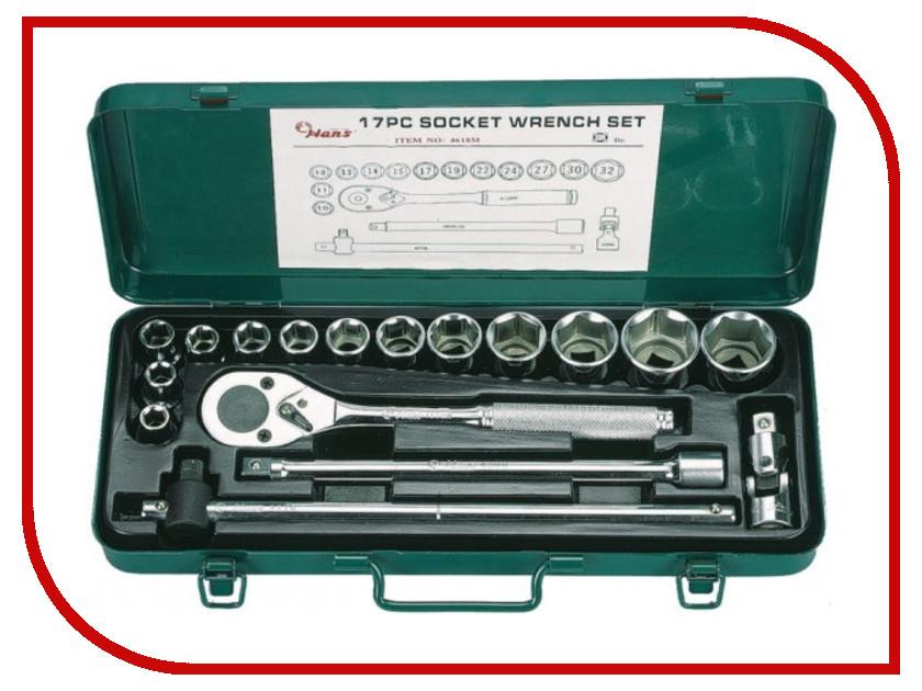 Набор инструмента Hans 4618-2M набор инструмента hans 6621mb