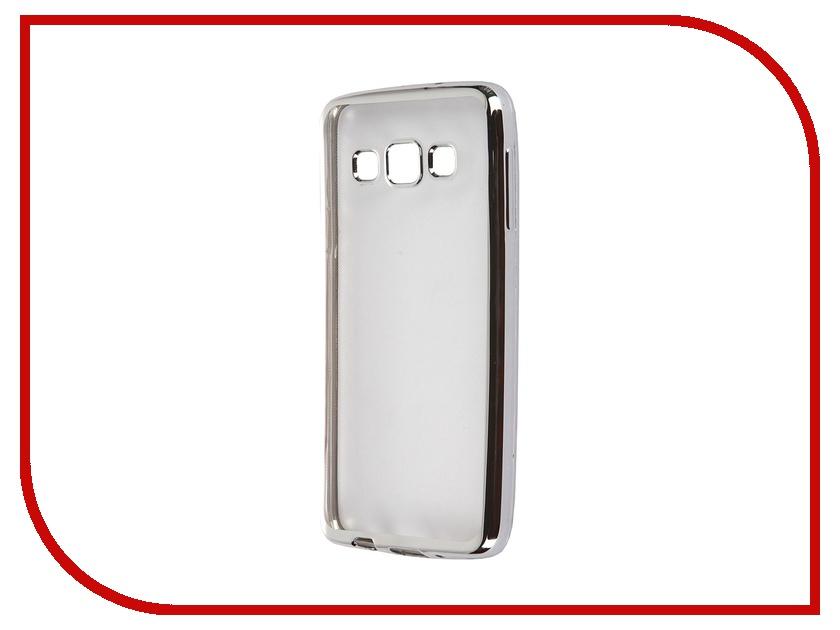 Аксессуар Чехол-накладка Samsung Galaxy A3 Ultra Slim Silver GC GSGA3BSi<br>