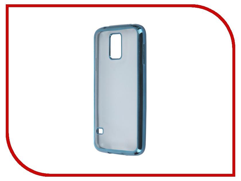 Аксессуар Чехол-накладка Samsung Galaxy S5 Ultra Slim Graphite GC GSGS5BGr<br>