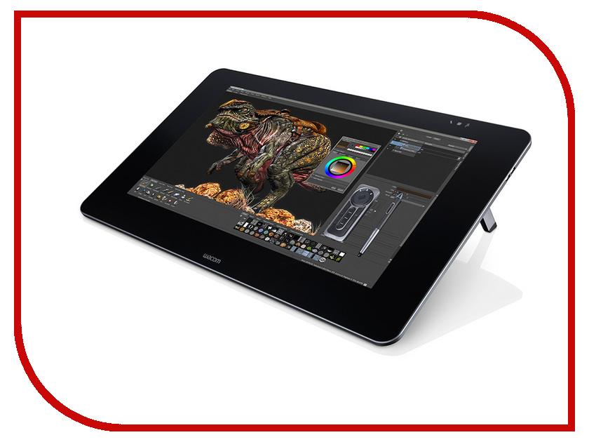 Графический планшет Wacom DTK-2700 планшет samsung galaxy tab s3 sm t820n 4gb 32gb android 7 0 серебристый [sm t820nzsaser]
