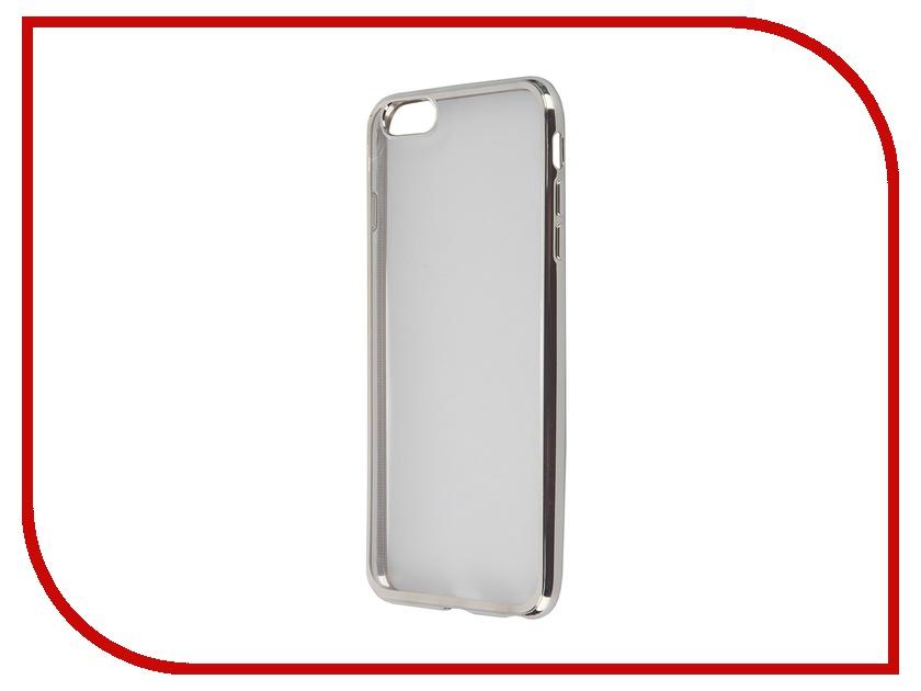 Аксессуар Чехол-бампер GC для iPhone 6 Plus Silver GAI6BPSi