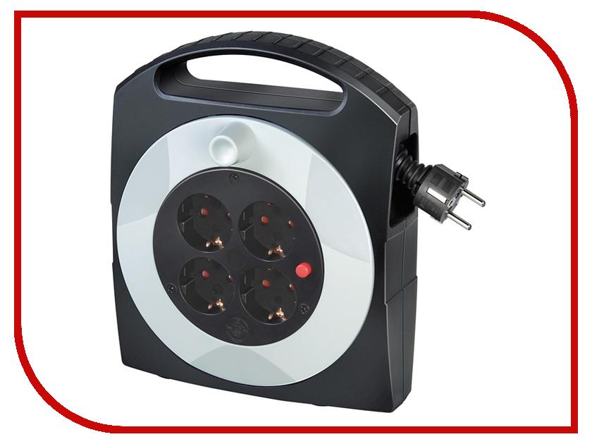Удлинитель Brennenstuhl Primera-Line Box 4 гнезда 10m 1095450 brennenstuhl primera tec automatic extension socket сетевой фильтр white